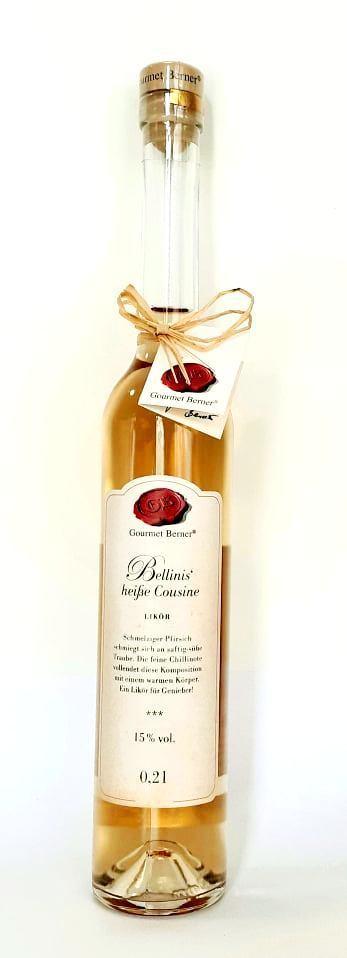 Gourmet Berner - Bellinis' heiße Cousine 15%