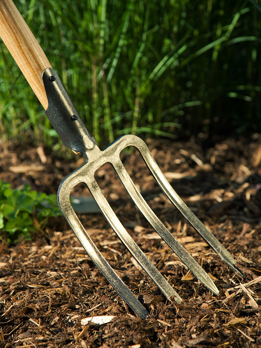Krumpholz Spatengabel