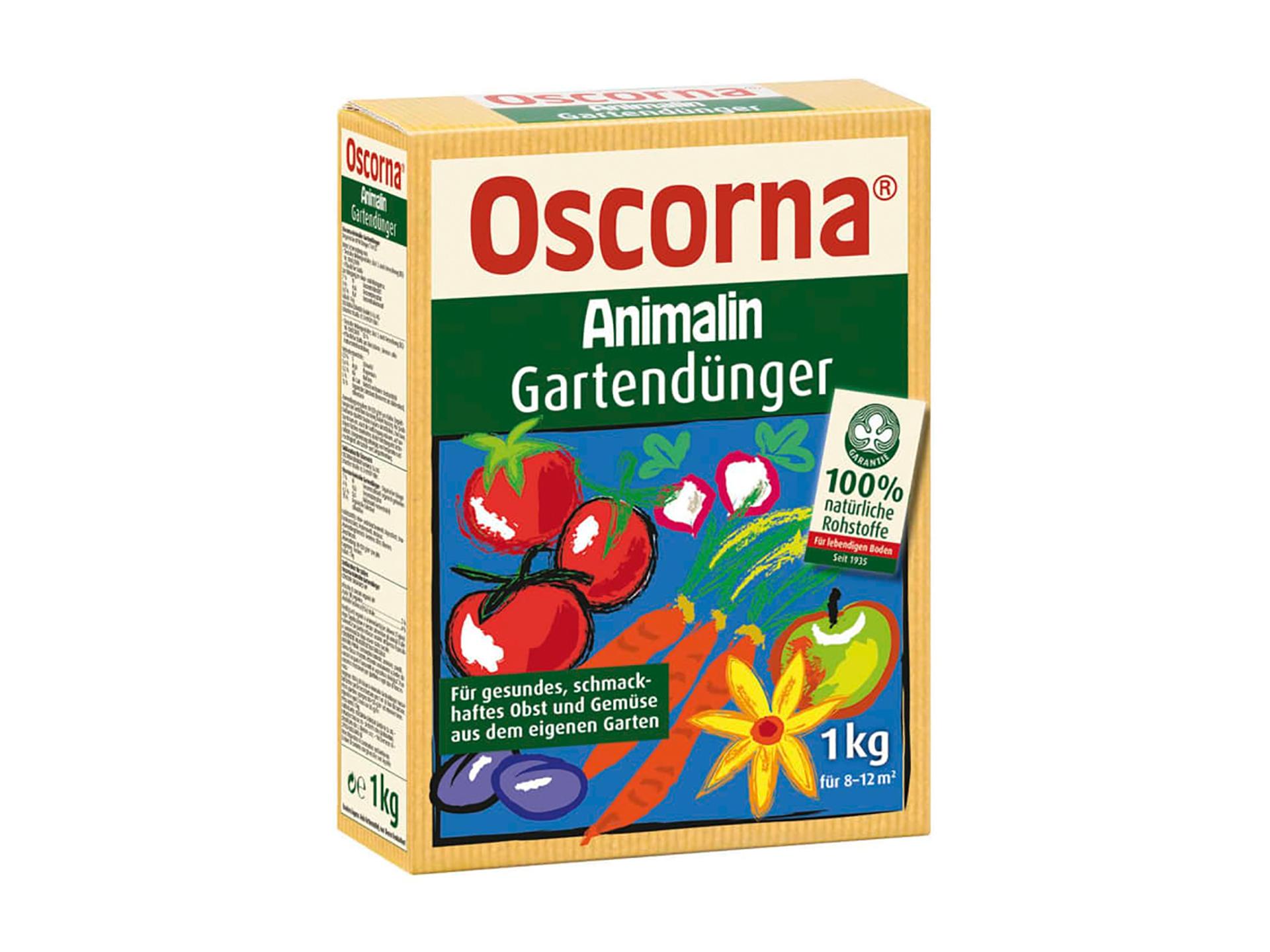 Oscorna Animalin Gartendünger 1kg