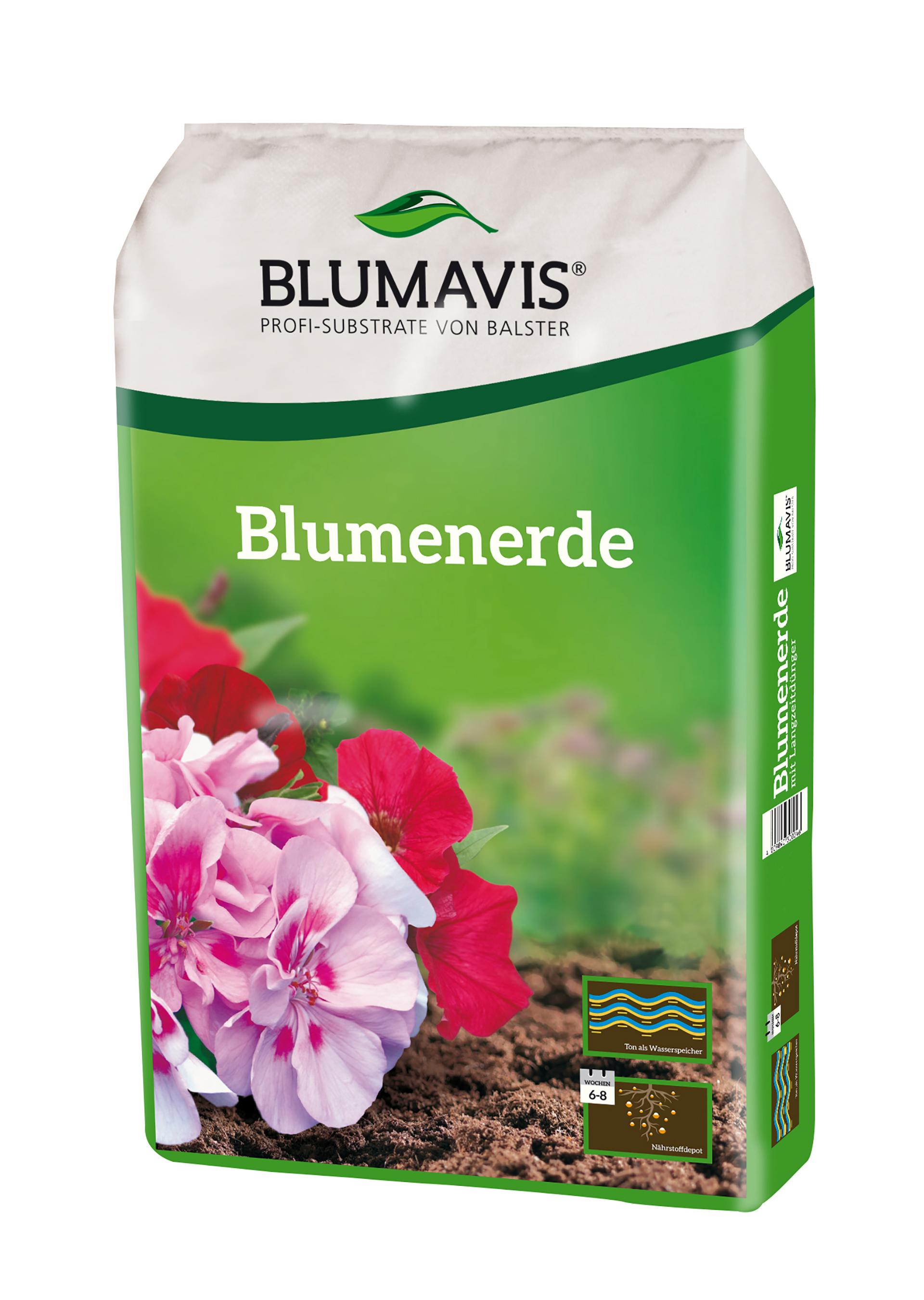 Blumavis Blumenerde 60l